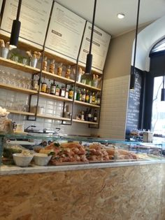 """See 38 photos from 446 visitors about healthy food, good for a quick meal, and trendy. """"Great place for a quick bite in between classes. Coffee Shop Design, Cafe Design, Panini Restaurant, Mini Store, Restaurants, Coffee Places, Sandwich Shops, Business Inspiration, Cafe Bar"""