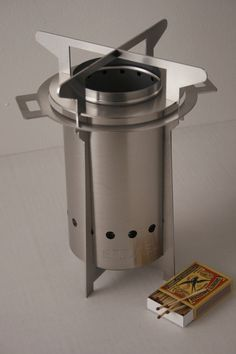 FRIDAEL wood gasification stove