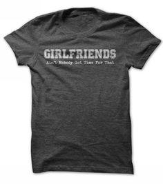 Name Girlfriends Shirts & Tees