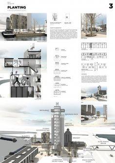 Europan 11 Proposal: Havenkwartier / Erwin Schot, Eloi Koster, Bas Meijerman and Elmar Hammers | ArchDaily