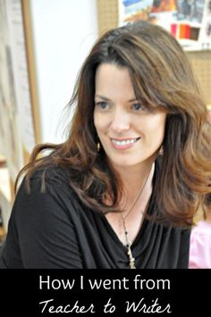 How I transitioned from teacher to writer, part 1, via Melissa Taylor of Imagination Soup