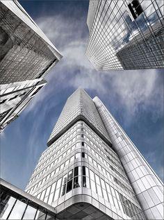 Silver Tower by HerbertAFranke. @go4fotos