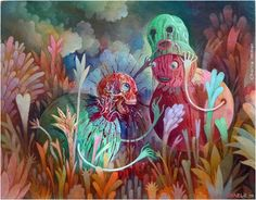 Illustrations by Charlie Immer | InspireFirst