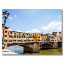 Ponte Vecchio - Florence Post Cards - $ 0.93