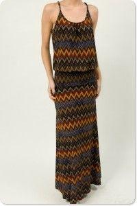 Meerkat Maxi Dress $108