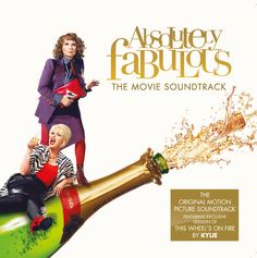 Kylie Minogue records theme song for Absolutely Fabulous: The Movie http://celebratekylie.com/2016/06/10/kylie-minogue-records-theme-song-for-absolutely-fabulous-the-movie/