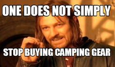 funny camping
