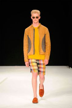 Male Fashion Trends: Oliver Spencer Spring/Summer 2014: London Collections: MEN