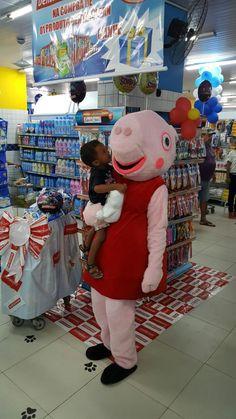 Ação no Supermercado São José - Interior de Pernambuco - 16/09/16