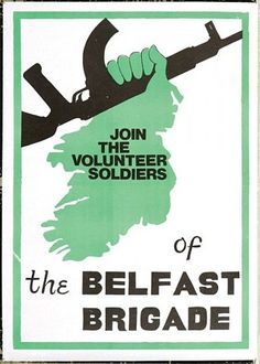 The Belfast Brigade was one of the first active units of the Provisional IRA, after the split in the IRA in late 1969. In the aftermath of the 1969 Northern Ireland riots, many republicans in Belfast felt that the IRA had let down the city's Catholic and nationalist community by failing to prevent the assault and burning of Catholic streets by loyalists.