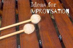 Improvisation Ideas for the Music Classroom