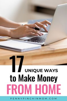 The best tip is to look for something you can do to use your skills and interests. Dont try to do something simply to make money or youll quit before you even get started. Below youll find TEN ideas for jobs you can do right from home! Make Money From Home, Way To Make Money, How To Make, Online Jobs From Home, Create A Budget, Get Out Of Debt, Frugal Living Tips, Money Saving Tips, Extra Money