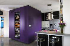 Cubes, Pantone, Interior Decorating, Interior Design, Decorating Ideas, Loft, Cube Design, Purple Home, Dressing