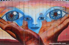 Street Art in Mission - San Francisco