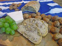 Walnuss - Ciabatta, ein schmackhaftes Rezept aus der Kategorie Brot und Brötchen. Bewertungen: 114. Durchschnitt: Ø 4,7.