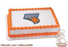 Deco3695 | NBA CHARLOTTE BOBCATS PC IMAGE | Basketball, sports, team, logo.
