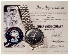 A Brief History of Pilots and Astronauts Wrist Watches