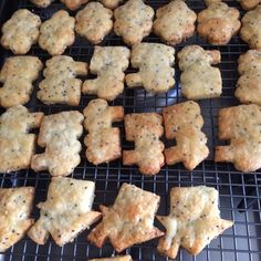 I spied this cute cracker recipe on Facebook yesterday and thought they'd be a hit here but as usual I couldn't leave well enough alone so I mixed it up a bit. As much as possible I do …