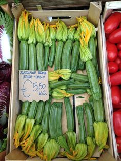 Amazing farmer's market in Rome (Traveladdicts.net)