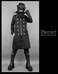 Image result for andro goth fashion