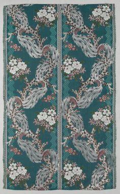 Length of Brocaded Silk