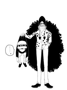コラさんと僕/art by「umi-sen」