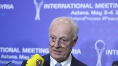 #world #news  UN Envoy To Reconvene Syria Peace Talks In Geneva Next Week  #StopRussianAggression @realDonaldTrump @POTUS @thebloggerspost