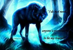 Wolf Pack Quotes, Wolf Photos, Spirited Art, Wolf Spirit, Kindred Spirits, Timeline Photos, Werewolf, Animals And Pets, Personality