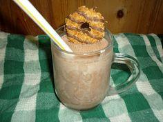 Skinny Samoa Shake (only 76 calories)