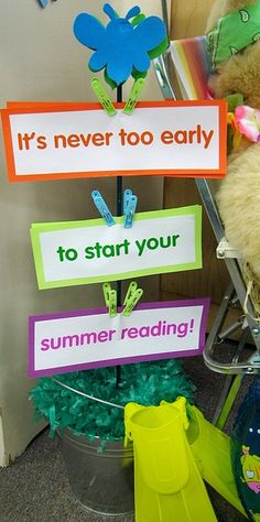 It's Never Too Early to Start Your Summer Reading by Enokson, via Flickr