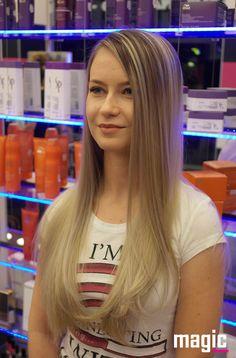 Suvite Blonde 3 Blonde, Magic Hair