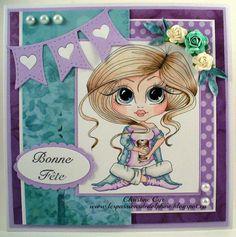 my Besties card