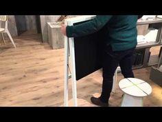 Der klappbare Sekretär, Design Michael Hilgers | Müller Möbelwerkstätten