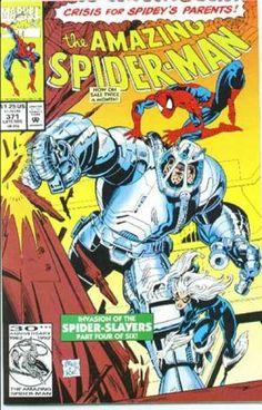 Spiderman - Spider-slayers - Mark Bagley