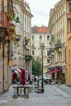 Parigi? No, via Sant'Agostino a Torino! (foto di Bursuc Mihai Ph)