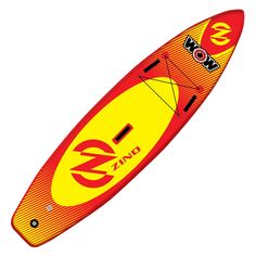 WOW World of Water Sports Zino 11-ft. SUP Package - 17-2080