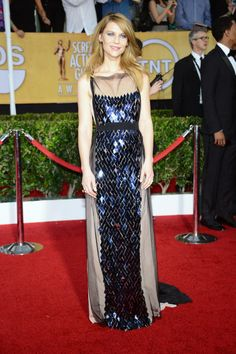 Best Dressed SAG awards: Claire Danes