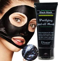 Deep Cleansing Black Mask - Blackhead and Impurity Remover