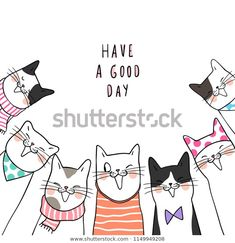 Find Template Background Cute Cats Isolated On stock images in HD and millions of other royalty-free stock photos, illustrations and vectors in the Shutterstock collection. Thousands of new, high-quality pictures added every day. Scrapbooking Image, Cat Whisperer, F2 Savannah Cat, Cat Drawing, Cat Art, Easy Drawings, Cute Cats, Dog Cat, Doodles