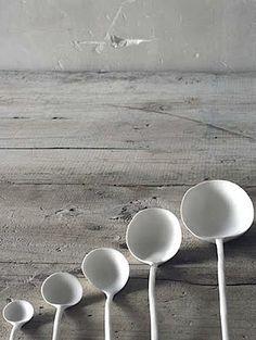 delicate bone china by Caroline Swift