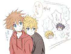 Kingdom Hearts Anime, Fictional Characters, Fantasy Characters