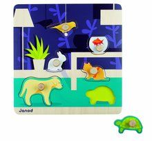 Happy Animo' Puzzle. Available at OurPamperedHome.com