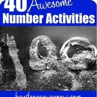 Preschooler Activity: Counting Blocks, Building Towers - hands on : as we grow