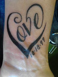 anniversary tattoo on pinterest wedding anniversary tattoo christian sleeve tattoo and. Black Bedroom Furniture Sets. Home Design Ideas