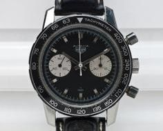 1968 Heuer Autavia Chronograph 7763