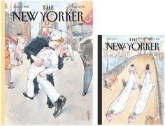 The New Yorker: las 12 TAPAS que nunca verásp...