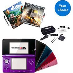 Nintendo 3DS Holiday Bundle - $40 Value