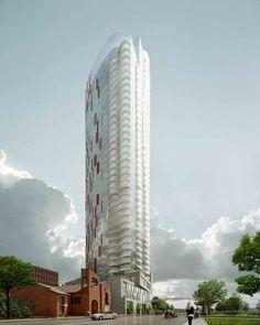 Claridge Homes Proposal, Ottawa, Ontario, Canada I Hariri Pontarini Architects