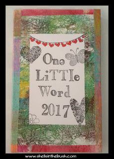 I have chosen the word GRATITUDE to be my One Little Word/theme/mantra for I decided on this word after reflecting on this year . Mantra, Affirmations, Reflection, Art Cards, Words, Gratitude, Frame, Shells, Journal