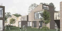 Courtyard Housing : Manifold Architecture Studio